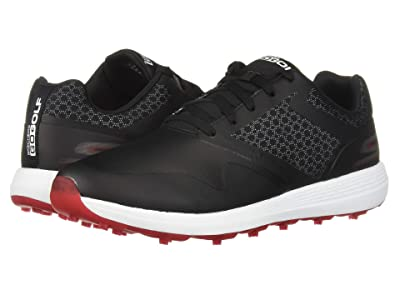 Skechers GO GOLF Max (Black/Red) Men