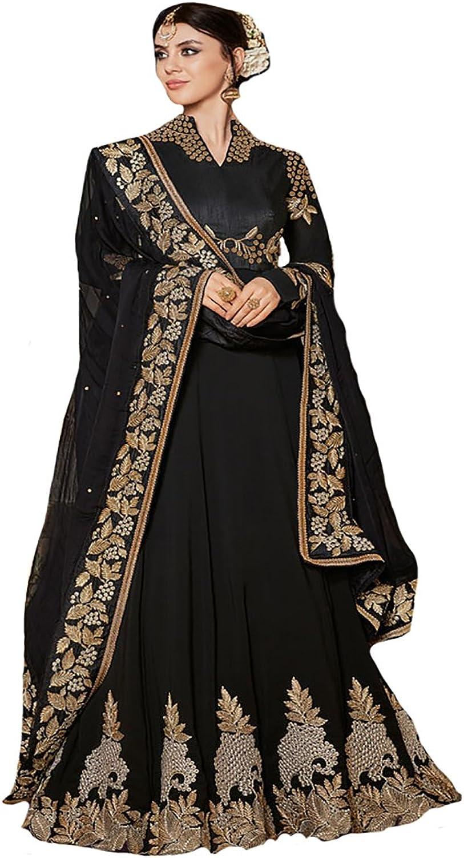 Bollywood Collection Indian Gown Anarkali Salwar Kameez Ceremony 8721