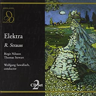 Strauss: Elektra / Sawallisch 1971