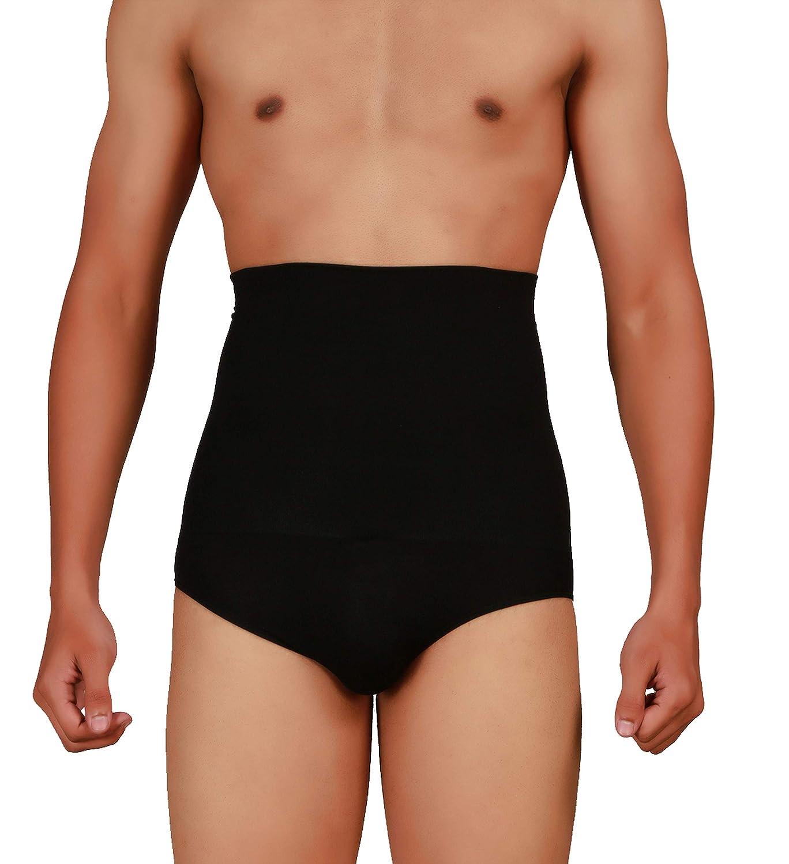 Buy RVH Men Tummy Tucker Waist Cincher Seamless Shapewear Slimming ...