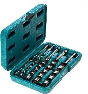 Makita P-46464 200 mm Hexagon DIN Standard Auger Set (5-Piece)
