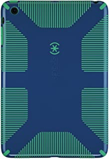 Speck (SPK-A1958) Candyshell Grip Case for Ipad Mini 3 Cases (Also Fits Mini 2 and Mini) - Deep Sea Blue/Caribbean Blue