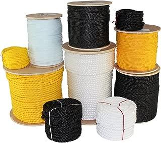 Best black poly rope Reviews
