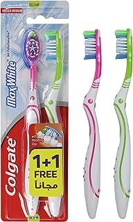 Colgate Toothbrush Max White Medium 1+1 free