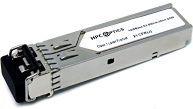 Meraki Compatible MA-SFP-1GB-SX 1000BASE-SX SFP Transceiver | 1G SX Multi Mode 850nm MA-SFP-1GB-SX-HPC