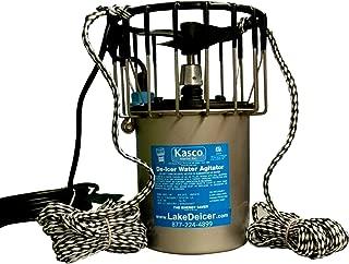 Kasco Marine Lake & Pond De-Icer 1hp 60 Cycle 120v Deicer 50ft Power Cord & Ropes