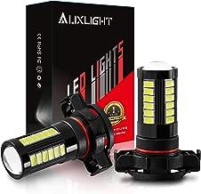 Driving Lamp Red 33SMD H16 5202 5201 LED Bulb Car Truck Fog Light