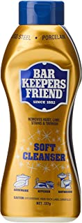 Bar Keepers Friend BKF-35010-S Soft Cleanser 737 g, Silver, BKF-35010-S