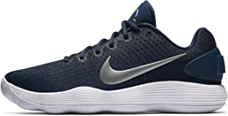 9951385b4642 NIKE New Hyperdunk Low TB 2017 Navy Blue Men 8.5 Basketball Shoe 897807 400