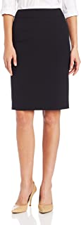 Women's Straight Fit Suit Skirt