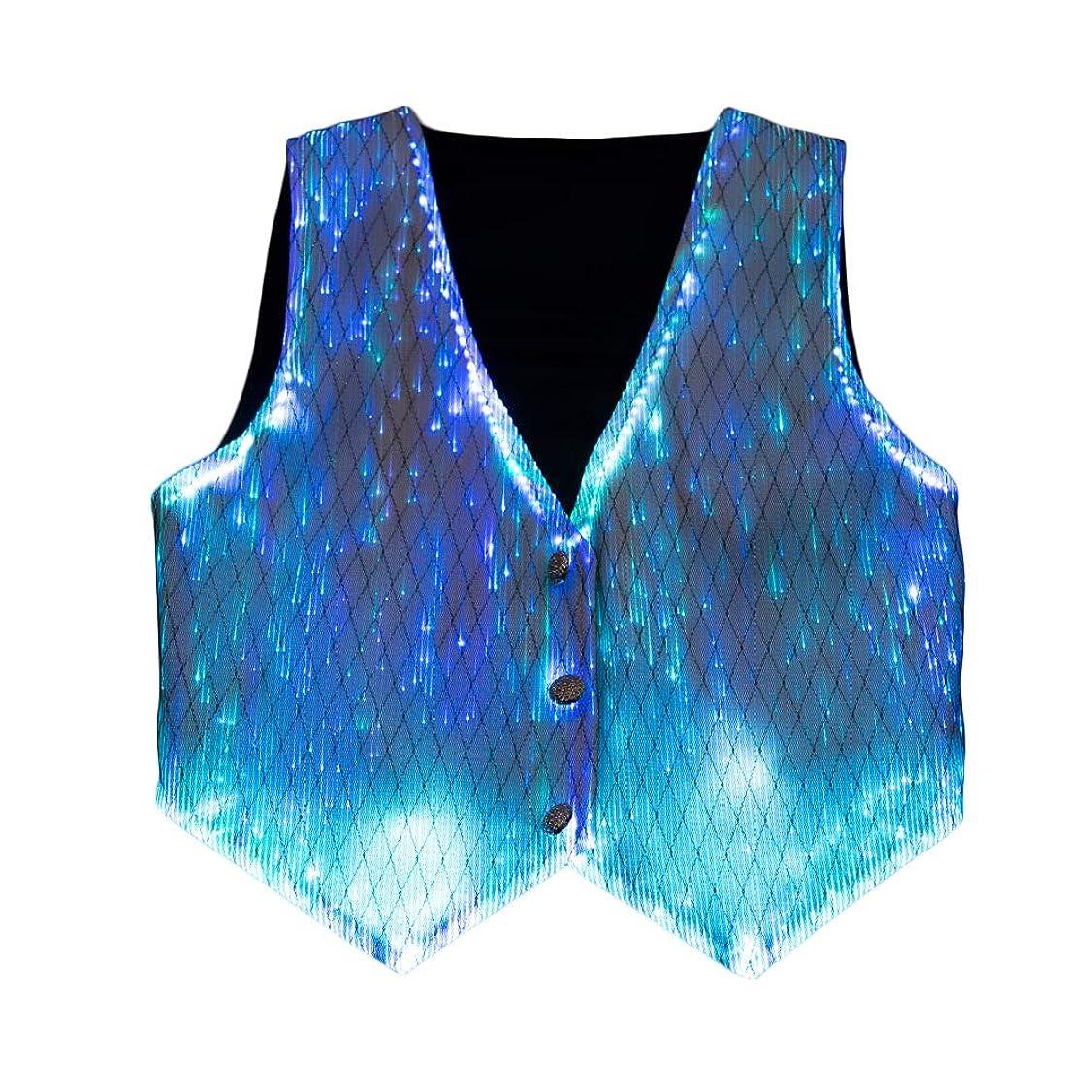 隣人自動化ストレージFiber Optic Fabric Clothing OUTERWEAR ボーイズ