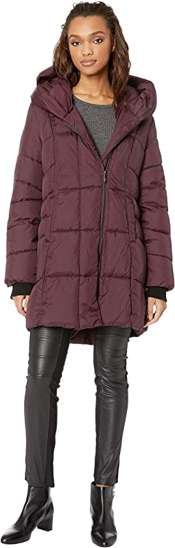 Pillow Collar Puffer Jacket