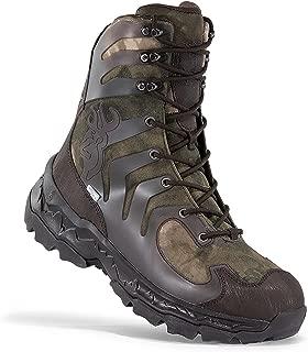 Mens Buck Shadow 8in Big Game Boots, A-TACS FG/Bracken, 13M, F000003590438