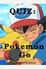 QUIZ: Pokemon Go Kindle Edition