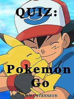 QUIZ: Pokemon  Go