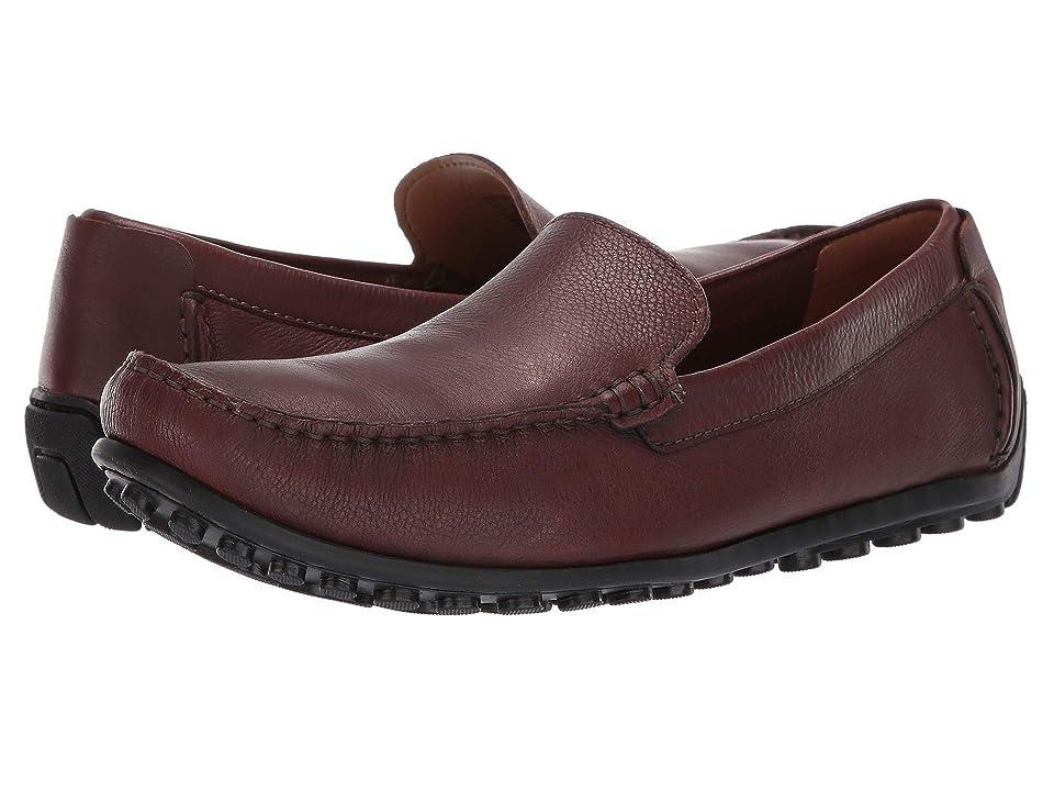 Clarks Hamilton Free (Cognac Leather) Men