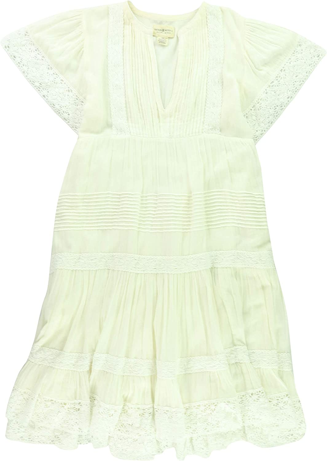 Ralph Lauren Womens Moved Up Baby Doll Dress Sp2 L
