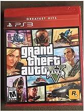 Grand Theft Auto V, GTA 5 PS3 (PlayStation 3, 2013) Greatest Hits - Brand New!
