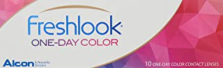 FreshLook One Day Contact Lenses, Color Mystic Hazel -2.25