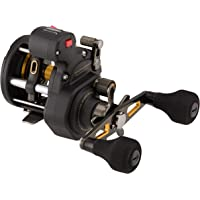 Penn Fathom I & II Level Wind Conventional Fishing Reel (Black)