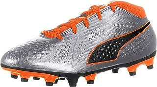 PUMA One 4 Syn FG Jr, Chaussures de Football Mixte Enfant
