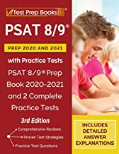 PSAT 8/9 Prep 2020 and 2021 with Practice Tests: PSAT 8/9 Prep Book 2020-2021 and 2 Complete Practice Tests [3rd Edition] PDF