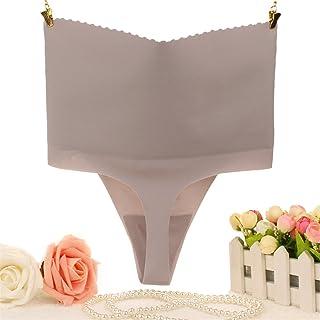 7e2431ed6084 Ultra-thin High Waist Slimming Underwear Women Seamless Panties