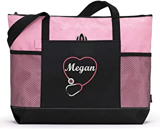 Best personalized nurse tote Reviews