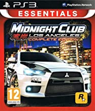 Midnight Club : los angeles complete edition PlayStation 3 by Rockstar