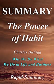Summary | The Power of Habit: By Charles Duhigg - Why We Do What We Do in Life and Business (The Power of Habit: Why We Do...