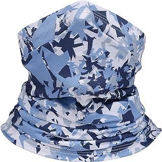 Fishing Face Bandana - Headwear for Men - Sun Protection Neck Gaiter for Outdoor Sports