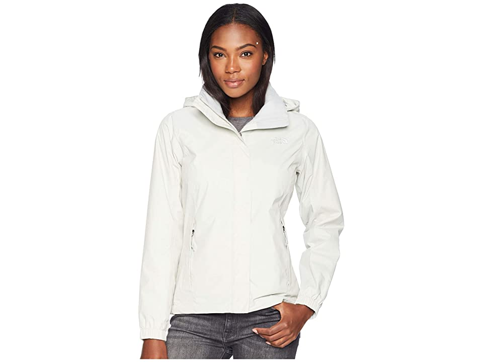 The North Face Resolve 2 Jacket (Tin Grey/High Rise Grey) Women