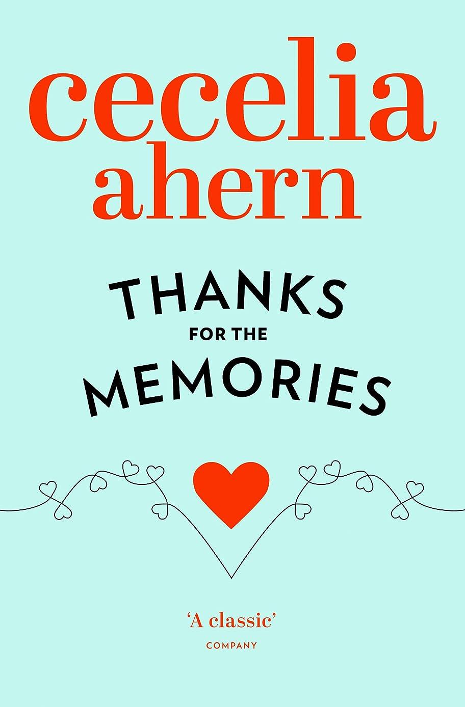 軽減する迫害する敬Thanks for the Memories (English Edition)