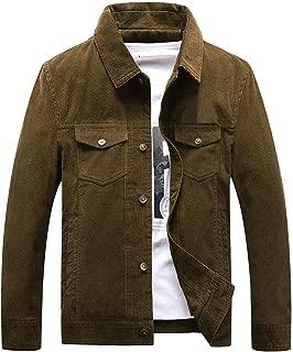 Best corduroy button front jacket Reviews