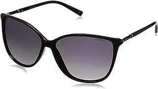 Polaroid Sunglasses Women's PLD4005S Polarized Square Sunglasses