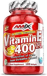 Amix Vitamina E 400 Iu 100 Caps 570 g
