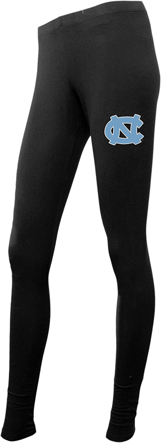 Concepts Sport Womens NCAA Black Leggings