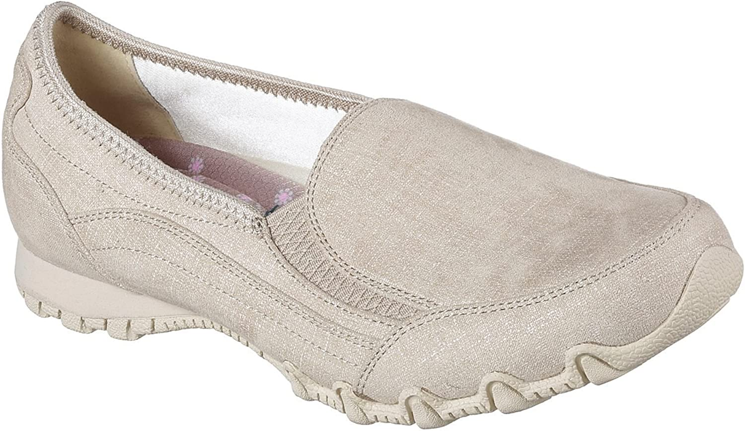 Skechers Relaxed Fit Bikers Confidence Womens Slip On Loafers