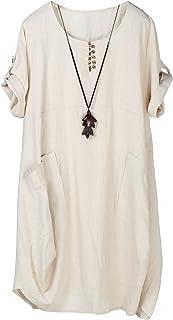 لباس مجلسی زنانه مینی بوس لباس های میدی گاه به گاه با جیب را بزرگتر می کند
