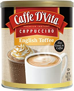 Best caffe d vita english toffee cappuccino Reviews