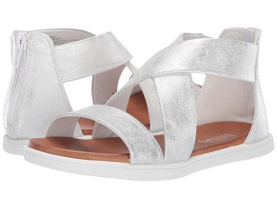 Mia Kids Pattyy (Little Kid/Big Kid) (White) Girls Shoes