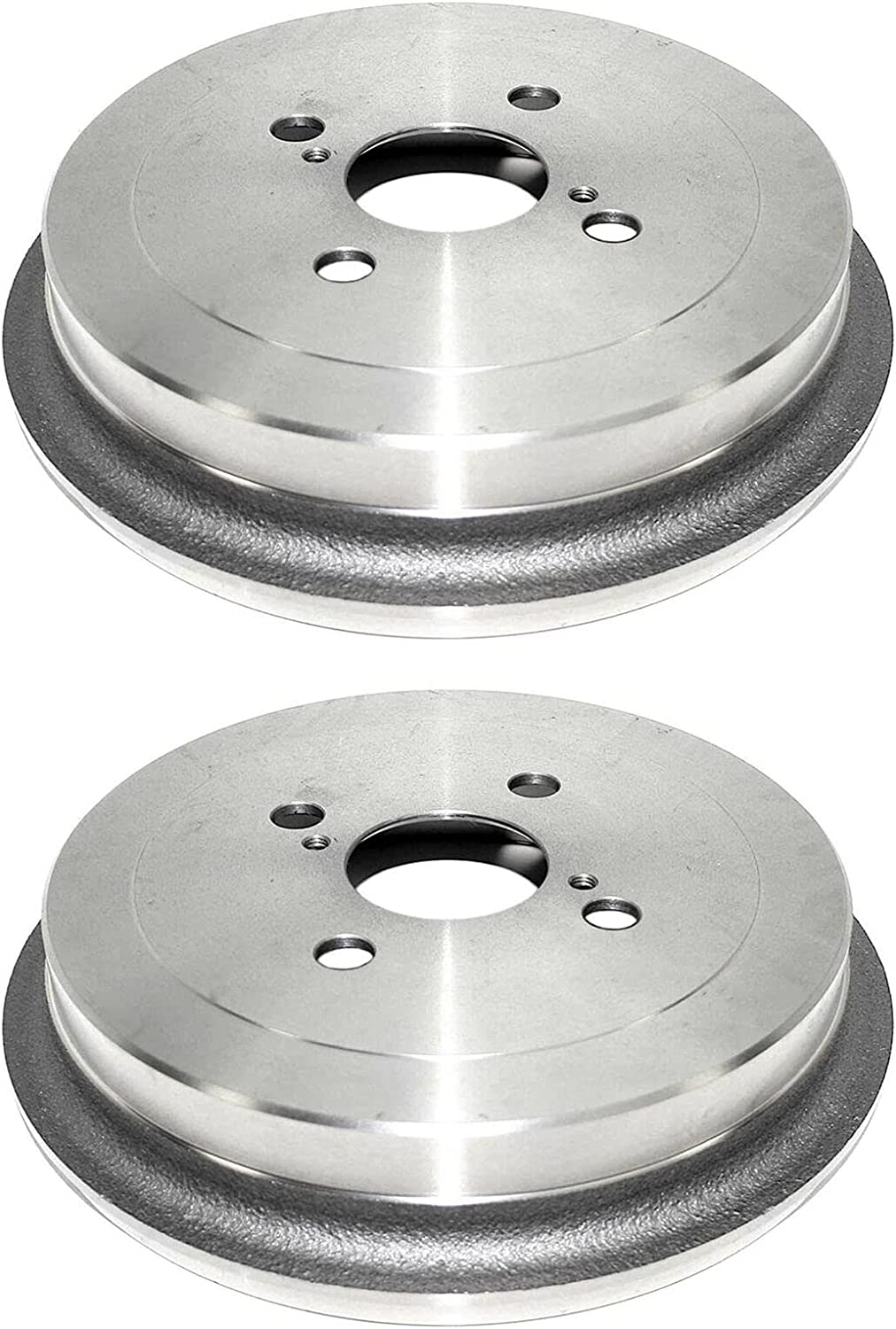 Durago Pair Set Of 2 Rear with Toyota Yar 5 popular Tucson Mall Compatible Brake Drums