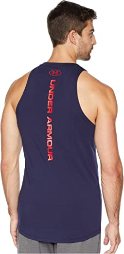 UA Baseline Cotton Tank Top