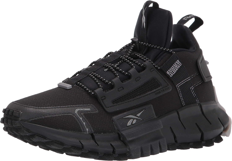 WEB限定 Reebok Unisex-Adult Zig ランキングTOP10 Kinetica Running Shoe Edge