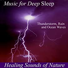 rain thunder sounds