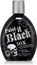 Millennium Tanning Paint It Black 50X,13.5 Oz