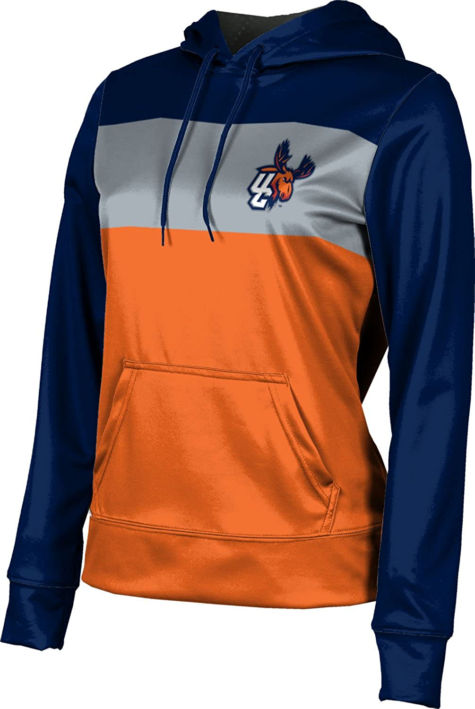 Utica College University Girls' Pullover Hoodie, School Spirit Sweatshirt (Prime)