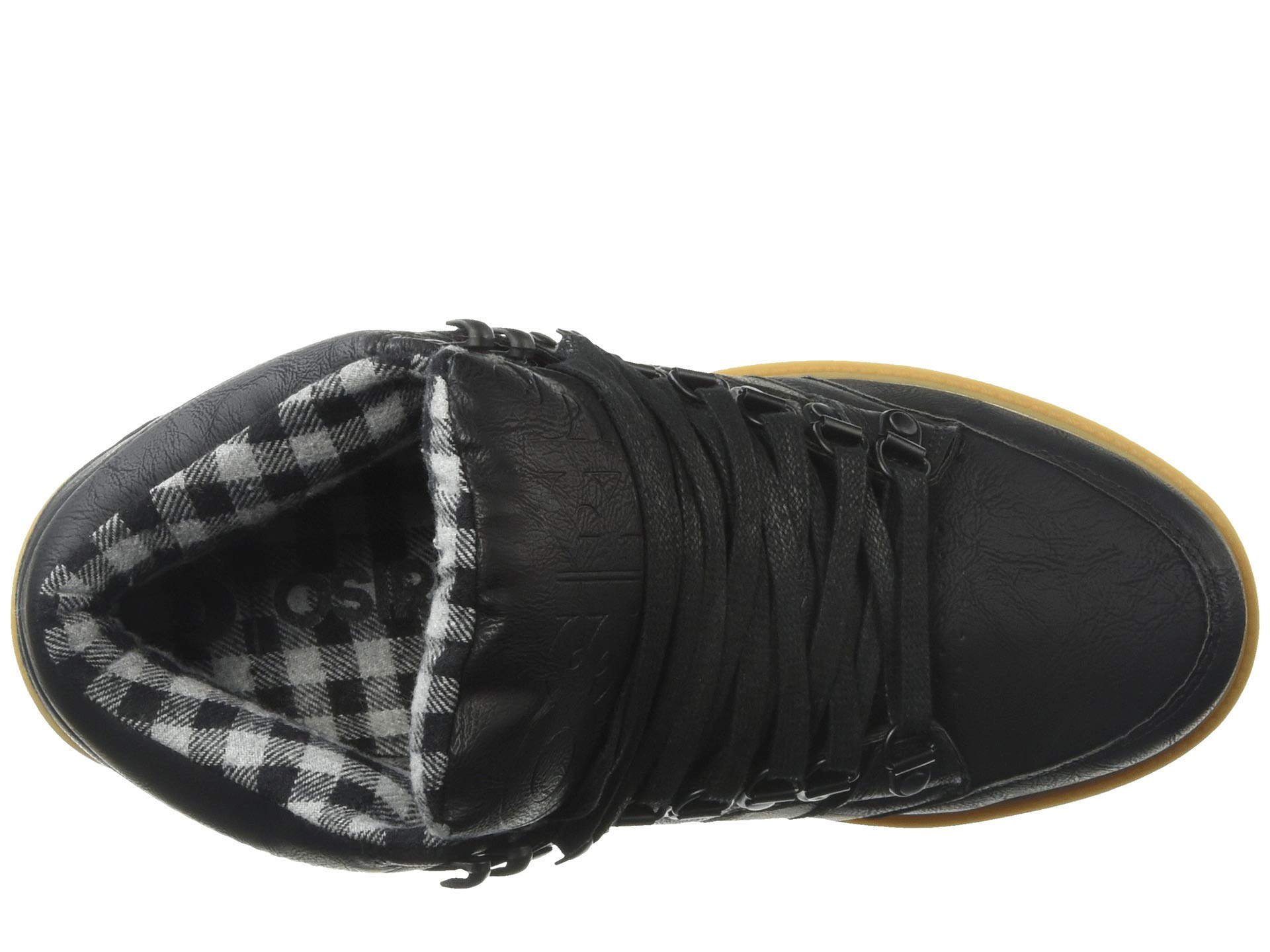 Boot Convoy plaid Osiris Black Convoy Osiris zqtxR6wS