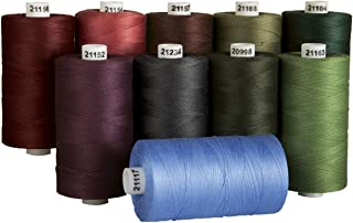 Connecting Threads 100% Cotton Thread Sets - 1200 Yard Spools (Countryside)