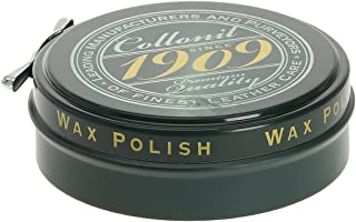 Collonil 1909 'Wax Polish' Tins High Gloss Leather Shoe Paste 75ml 4 Available Colours for Shoes